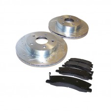 Jeep grand Cher WJ High Performance Front Brake Kit
