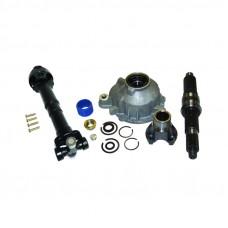 Wrangler TJ Slip yoke eliminator & HD cv propeller shaft kit