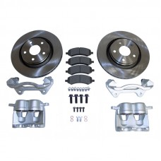 HD JK WRANGLER Performance Brake Kit